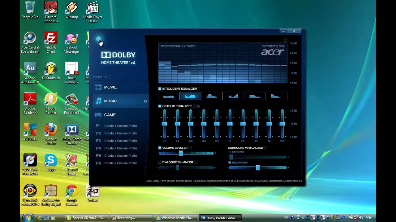 Dolby audio driver download windows 8. 1.