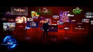 Marvel Studios Phase Four Presentation   Movies & Tv   Fantastic Four & More