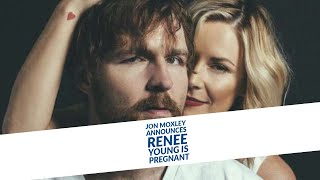 Jon Moxley Announces Renee Young Is Pregnant