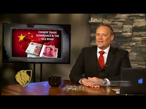 Terry Sacka Explains China Trade Dominance & the Silk Road