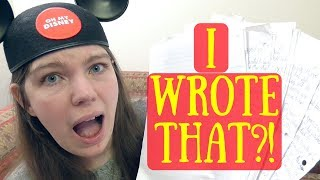 Every Young Girl's Dream - Weird Funny Stories I Wrote As A Kid 4 (Brats Part 1) | Kate's Adventures