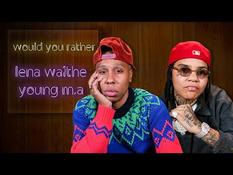 Lena Waithe and Young M.A debate whether they'd remake Love Jones or Paid in Full