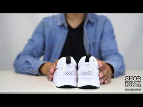Women's Air Max Thea White   Black Unboxing Video at Exclucity