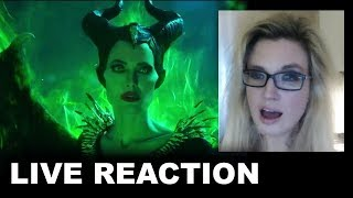 Maleficent 2 Teaser Trailer REACTION