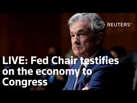 LIVE: Fed Chair Powell testifies on the economy to Congress