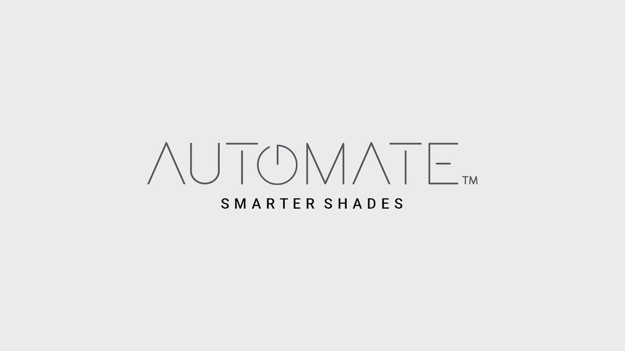 Automate - Smarter Shades