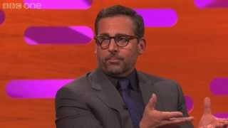 Steve Carell's famous chest waxing scene - The Graham Norton Show: Series 13 Episode 12 - BBC One
