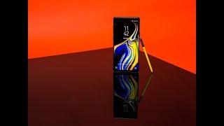 مراجعة للهاتف Samsung Galaxy Note 9
