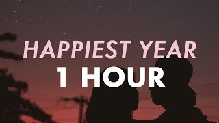 Jaymes Young - Happiest Year (1 HOUR)