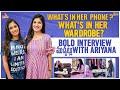 ARIYANA BOLD ముచ్చట్లు, What's in BIGBOSS Ariyana's Phone||What's in her wardrobe||Deepti Nallamothu