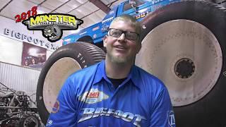 Darron Schnell - Defending Monster Truck Nationals Champion! - BIGFOOT 4x4, Inc.