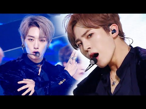 Golden Child - COMPASS (나침반) + WANNABE [SBS Inkigayo Ep 1026]