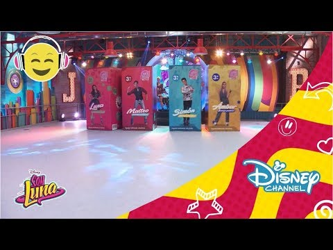 Soy Luna 2: Videoclip Soy Luna -  I've Got a Feeling   Disney Channel Oficial