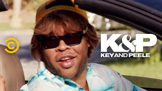 The Last Person You Want to Get Rear-Ended By - Key & Peele
