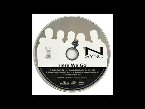 N SYNC - here we go (stonebridge remix) 1997