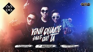TOULIVER X RHYMASTIC X SOOBIN HOÀNG SƠN - VINH QUANG ĐANG CHỜ TA | OFFICIAL MV
