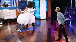 Josh Gad & Jesse Tyler Ferguson Play 'Heads Up!' Sidekick Style