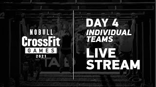 Sunday: Day 4, Individual and Team Events—2021 NOBULL CrossFit Games