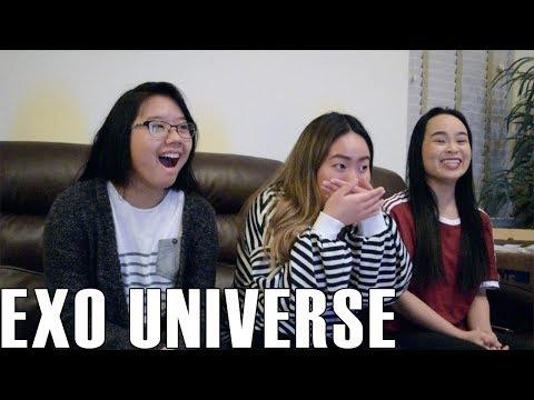 EXO (엑소)- Universe (Reaction Video)