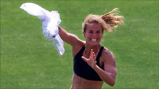 Brandi Chastain is cool about odd Hall of Fame plaque 'It's not the most flattering