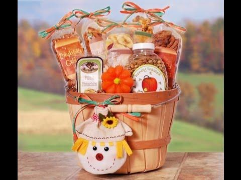 La Bella Baskets Fall Gift Ideas