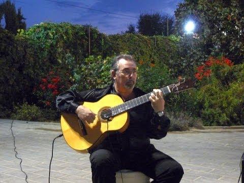 Romance Anónimo, Guitarra clasica. Armando Javier López