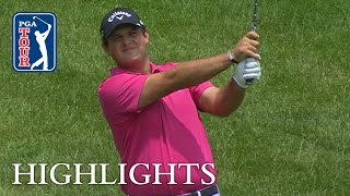 Patrick Reed extended highlights   Round 2   Travelers