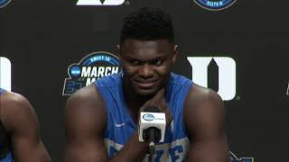 Duke's FULL Elite Eight press conference