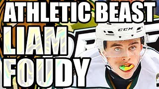 Liam Foudy Is An Athletic Beast (London Knights Centre - NHL Draft Combine / 2018 NHL Entry Draft)