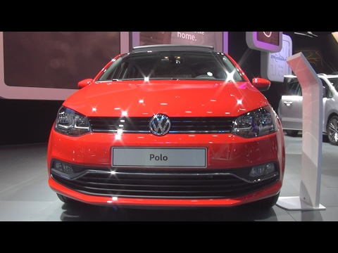 @Volkswagen Polo Allstar 1.2 TSI 90 hp BlueMotion BVM5 (2017) Exterior and Interior in 3D