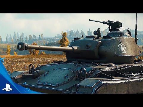 World of Tanks Video Screenshot 5