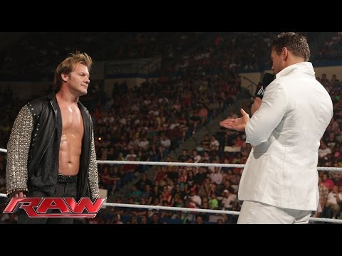 Chris Jericho et The Miz font leur retour à Raw