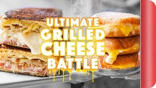 ULTIMATE GRILLED CHEESE BATTLE