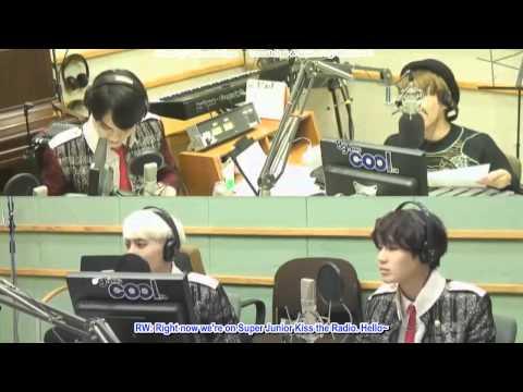 [ENG SUB] 131031 Sukira - INFINITE Woohyun Speed Quiz