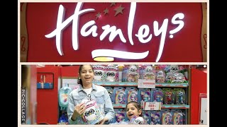 Join us for Hamleys Toy Store Visit n Review. Fun Day Out : The Singh Sisters tour Hamley's toy shop