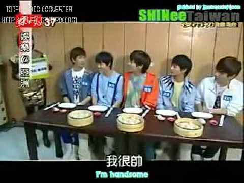 [Eng] SHINee night market 1/7