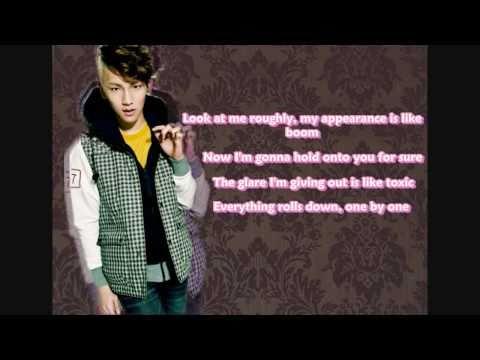 Shinee - Get it (Eng Subs) Lyrics