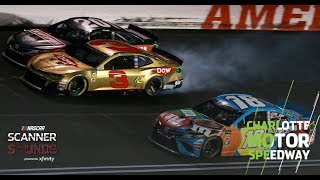 All-Star Race scanner: 'The (expletive) is this guy's problem?'