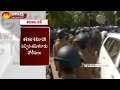 Heavy Police deployed at Golden Bay Resort Over Sasikala Arrest - Watch Exclusive