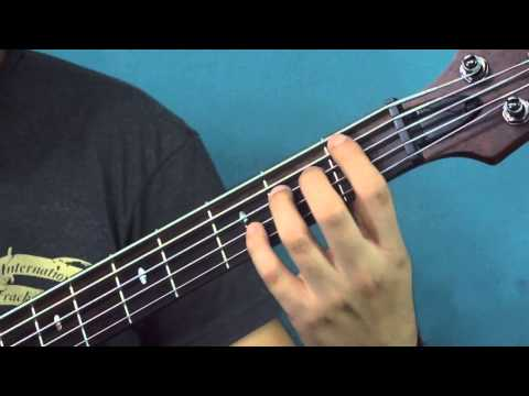 Bajo Electrico Tutorial - Rebelión - Joe Arroyo