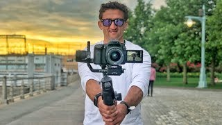 DJi Ronin-S  a first look at this dope gimbal