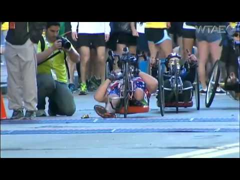 Hand Cyclist Sets Pittsburgh Marathon Record - Smashpipe News