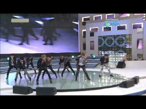 Super Junior - BONAMANA ( May,19,10 ) @ 3D Broadcast Celebration Concert