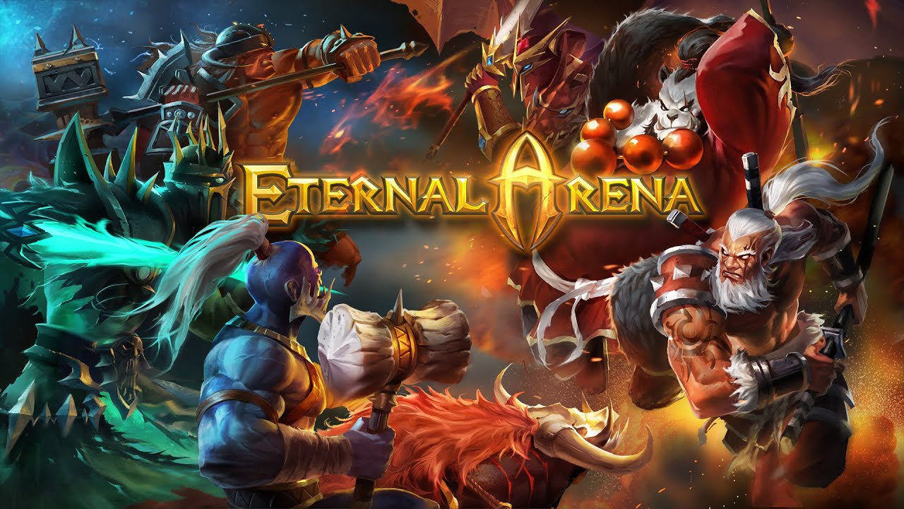 Играй Eternal Arena На ПК 1