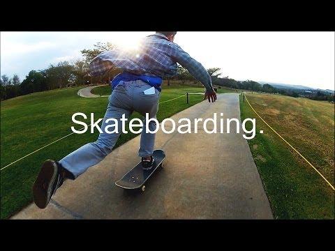 Our Skateboarding Story.
