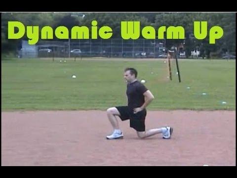 Dynamic Warm Up Exercises Youtube