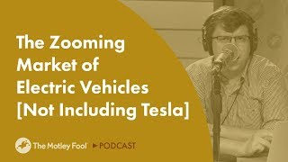Besides Tesla, Who Else is Playing in Electric Vehicles?