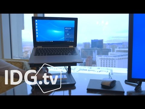 Dell Latitude 7285 2-in-1 with wireless charging