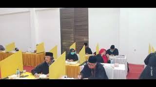 Hari ke -5 MTQ ke -54 Tingkat Kota Medan Tahun 2021 Kecamatan Medan Johor