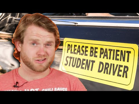 Adults Without Licenses Try To Pass The Driver's Exam